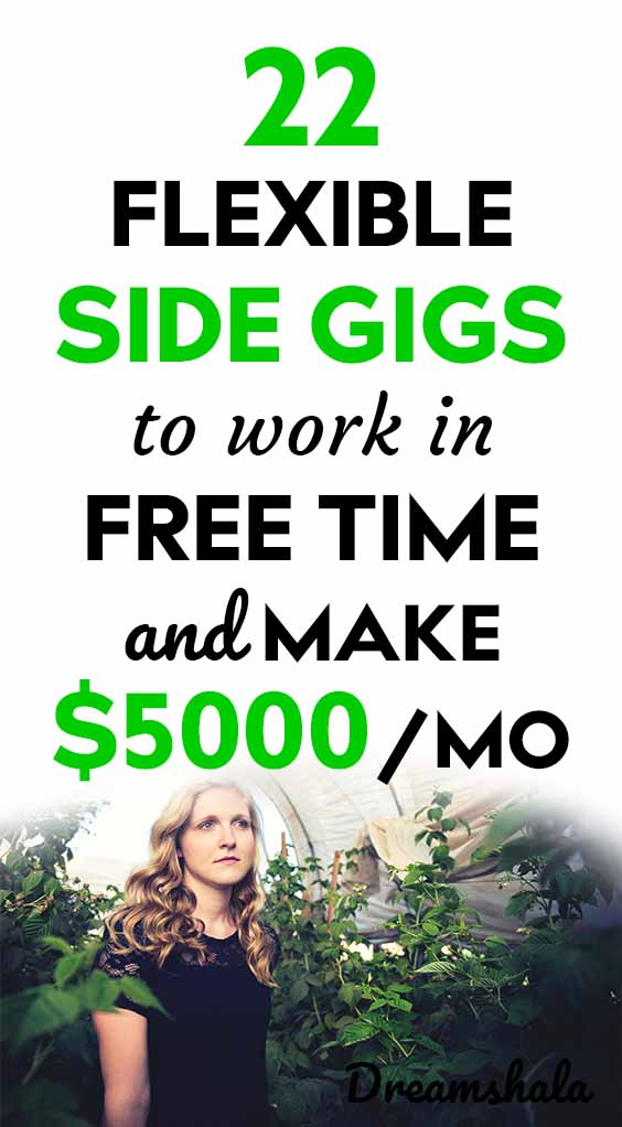 22 flexible side gigs to work from home in 2019