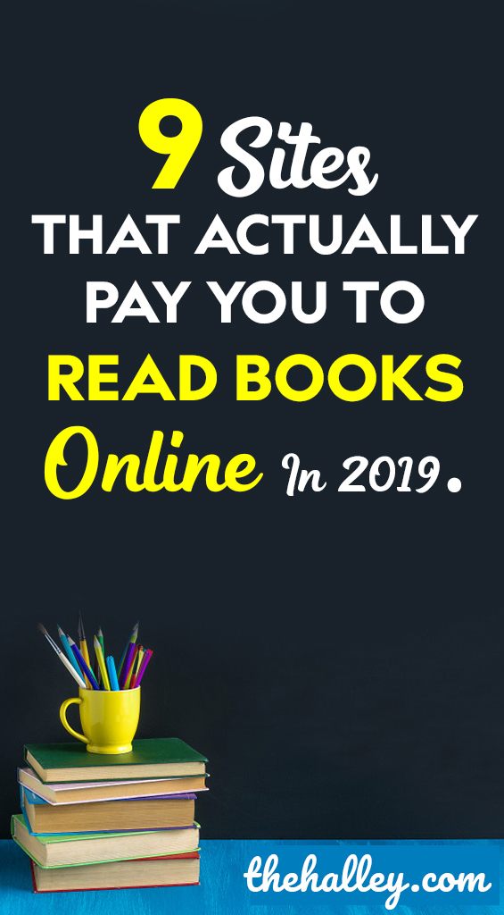 9 websites that actually pay you to read books online