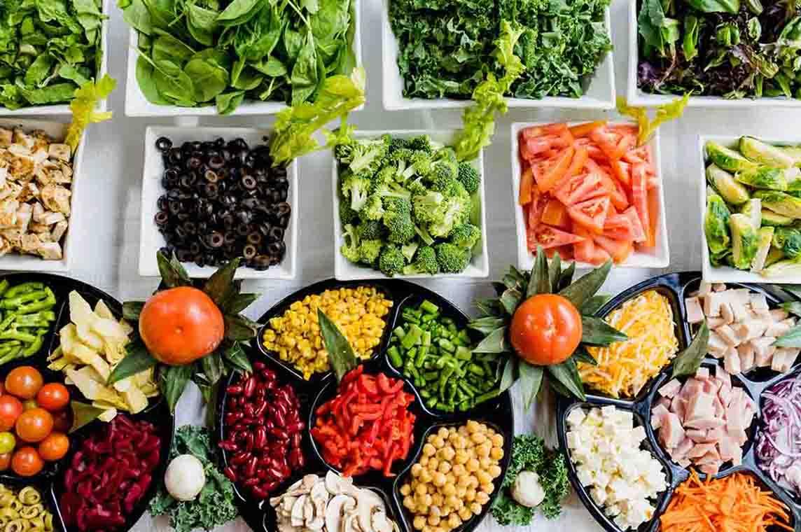 blog niche ideas - food blogging