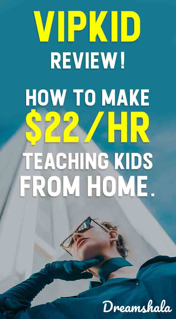 vipkid review how to make money working from home