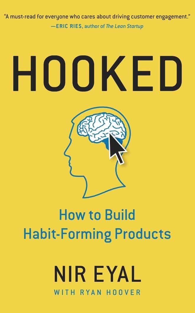 hooked - best business books