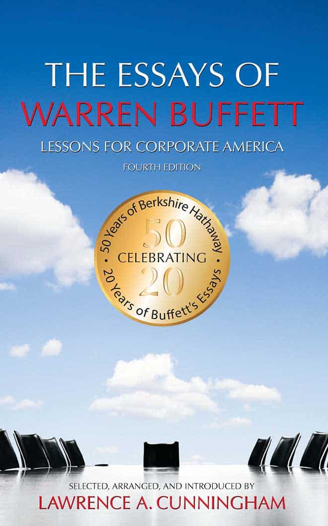 essays of warren buffet