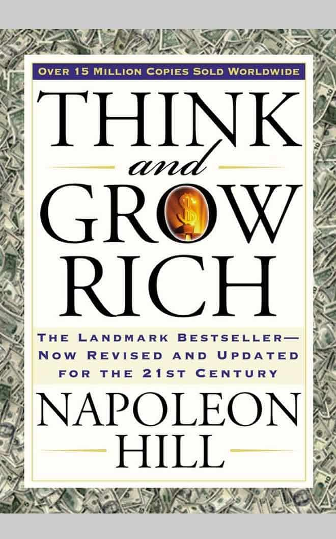 think and grow rich - best business books
