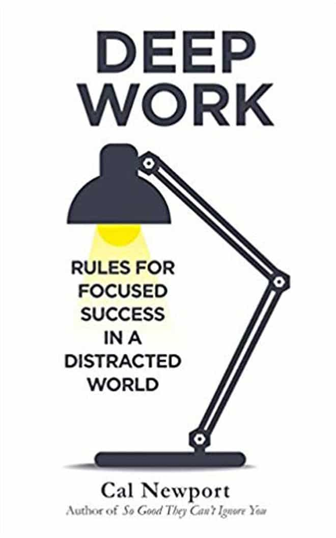 deep work - best business books