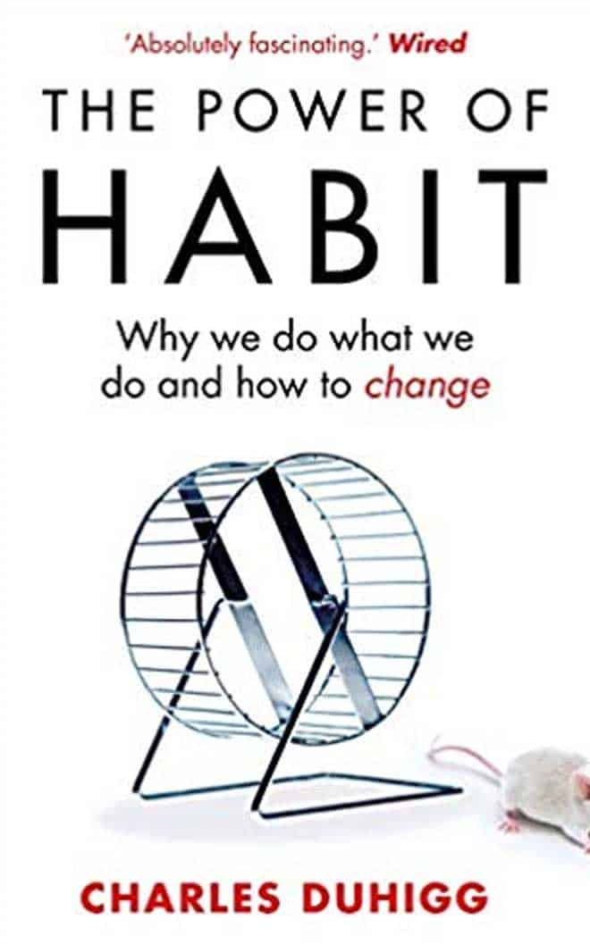the power of habit - best business books