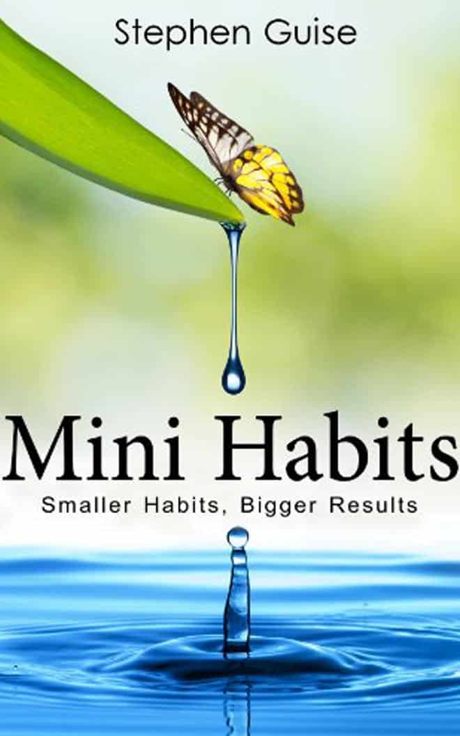 mini habits - best business books