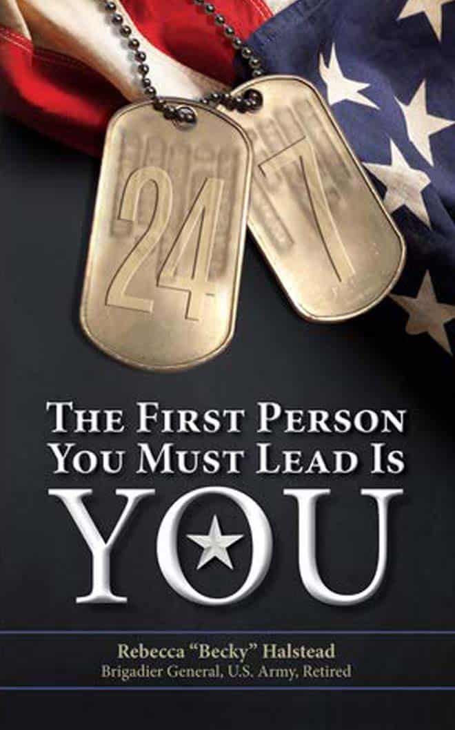 the first person you must lead is you