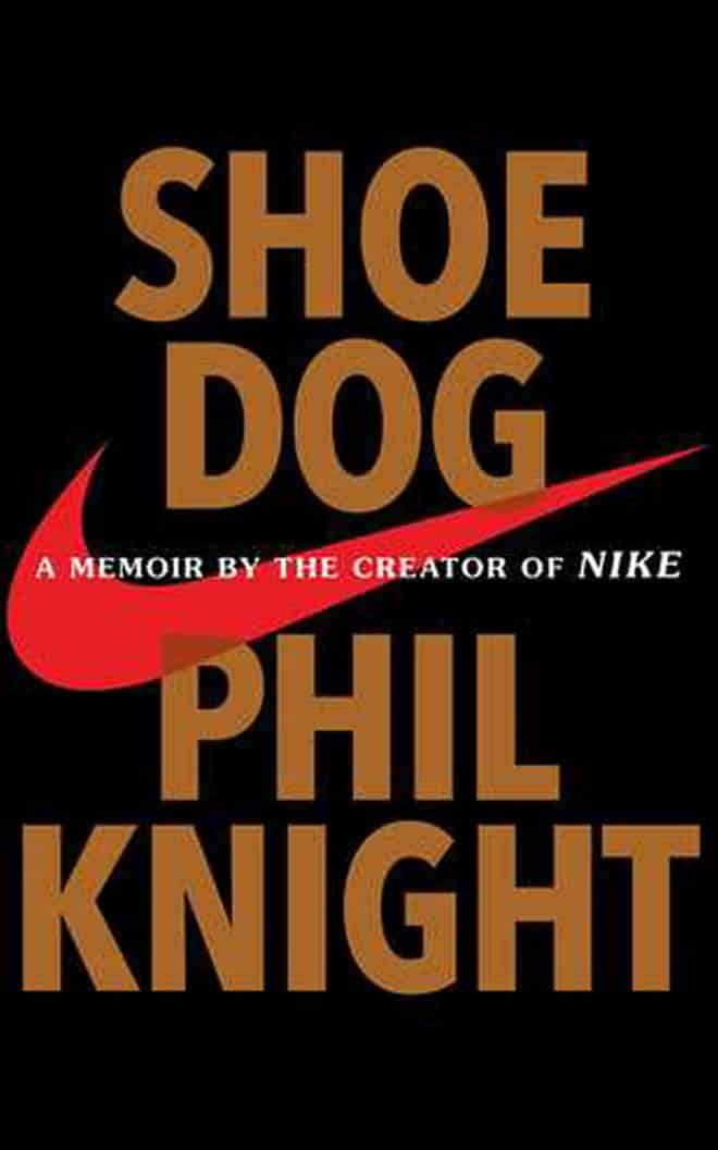 the shoe dog - best business books