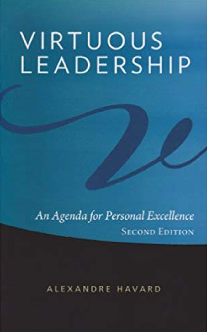 virtuous leadership - best business books