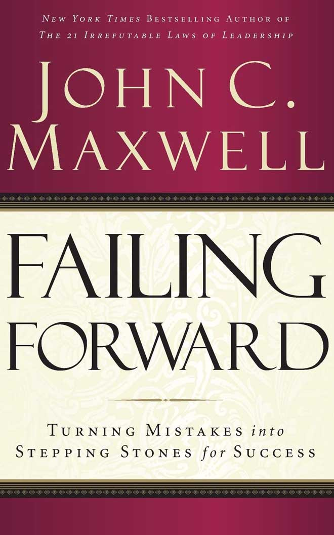 failing forward - best business books