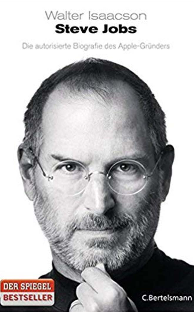 steve jobs - best business books