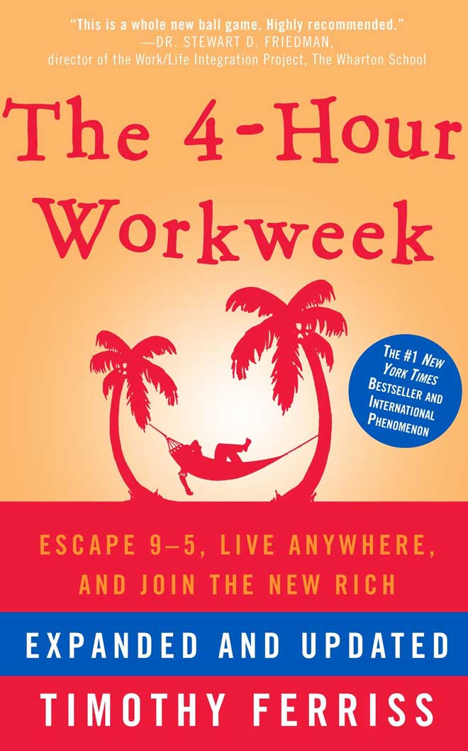the 4 hour work week - best business books