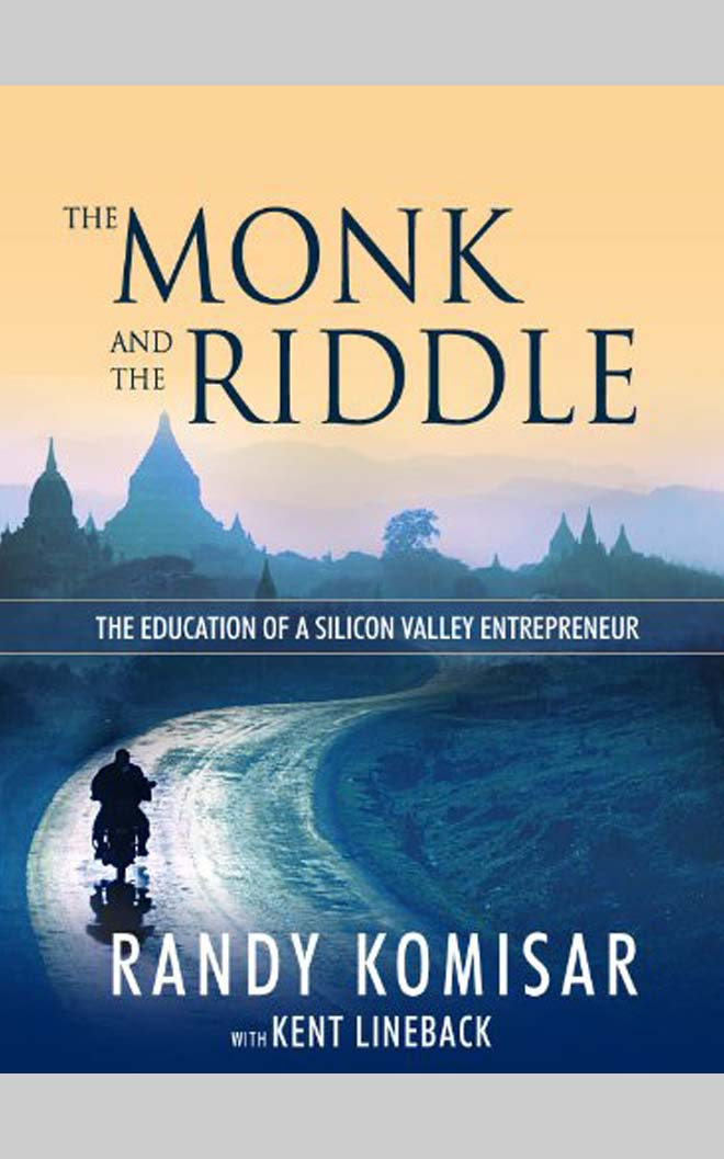 the monk and the riddle - best business books