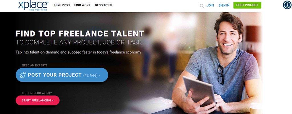 freelance jobs - xplace