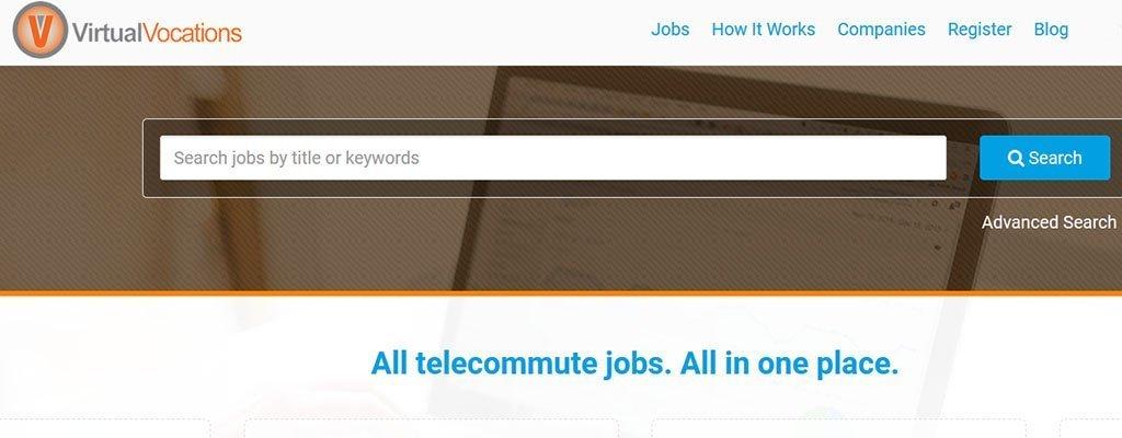 freelance jobs - virtualvocations