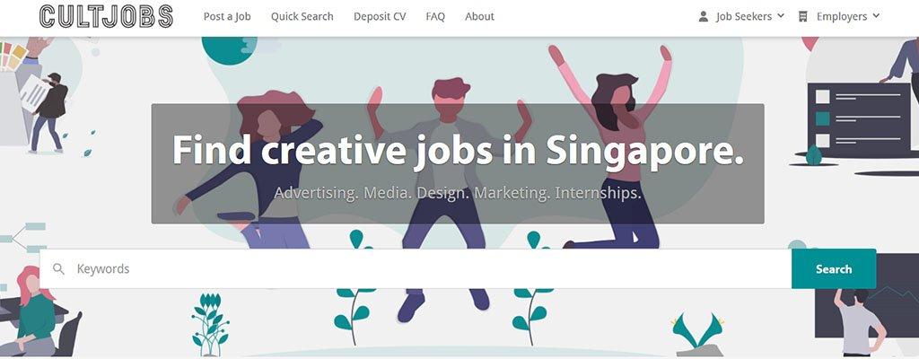 cultjobs - freelance jobs
