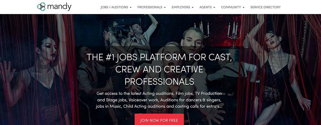 freelance jobs - mandy