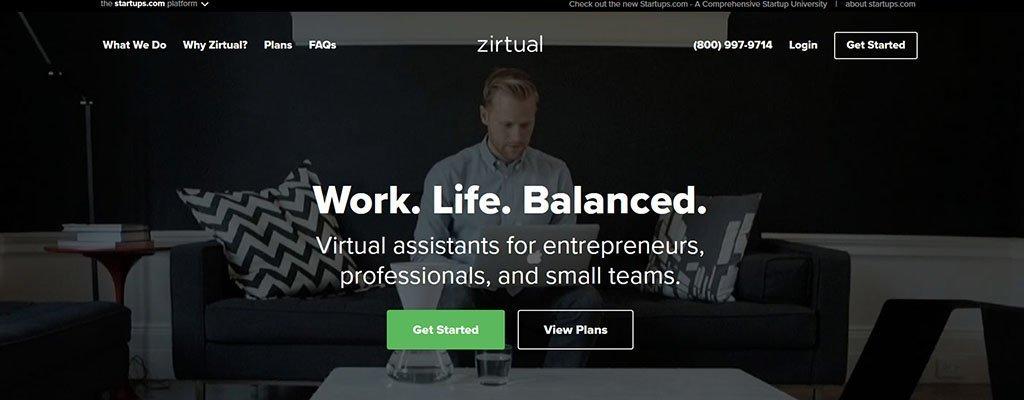 zirtual - freelance jobs