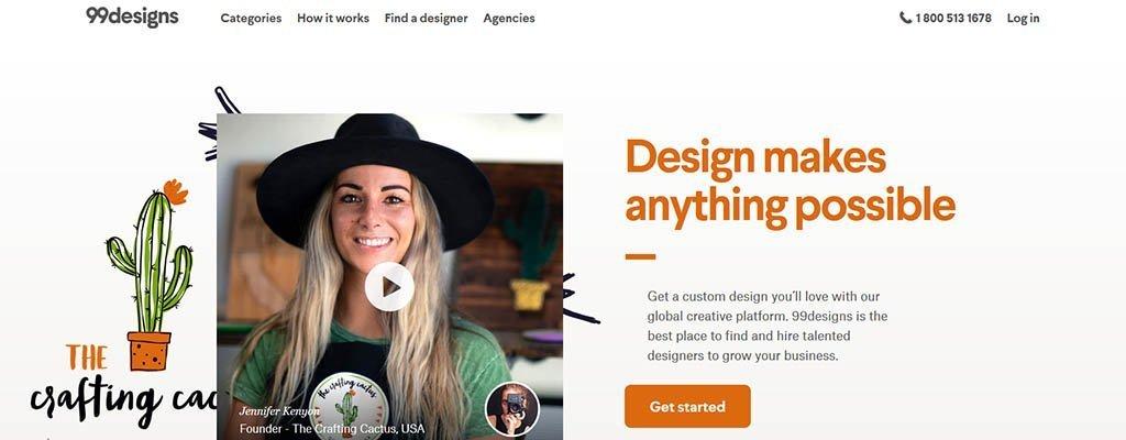 freelance jobs - 99 designs