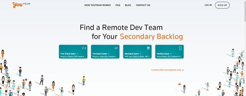 you team - freelance jobs