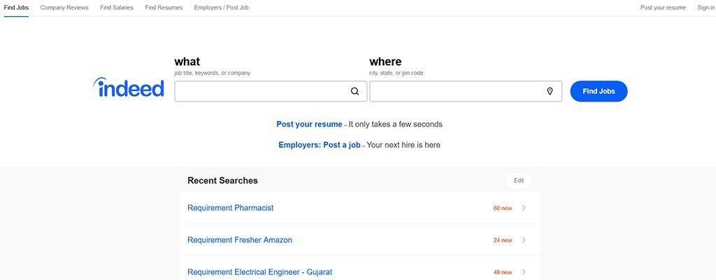 freelance jobs - indeed