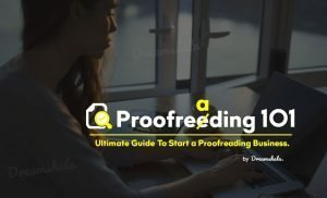 proofreading buisness ultimate guide