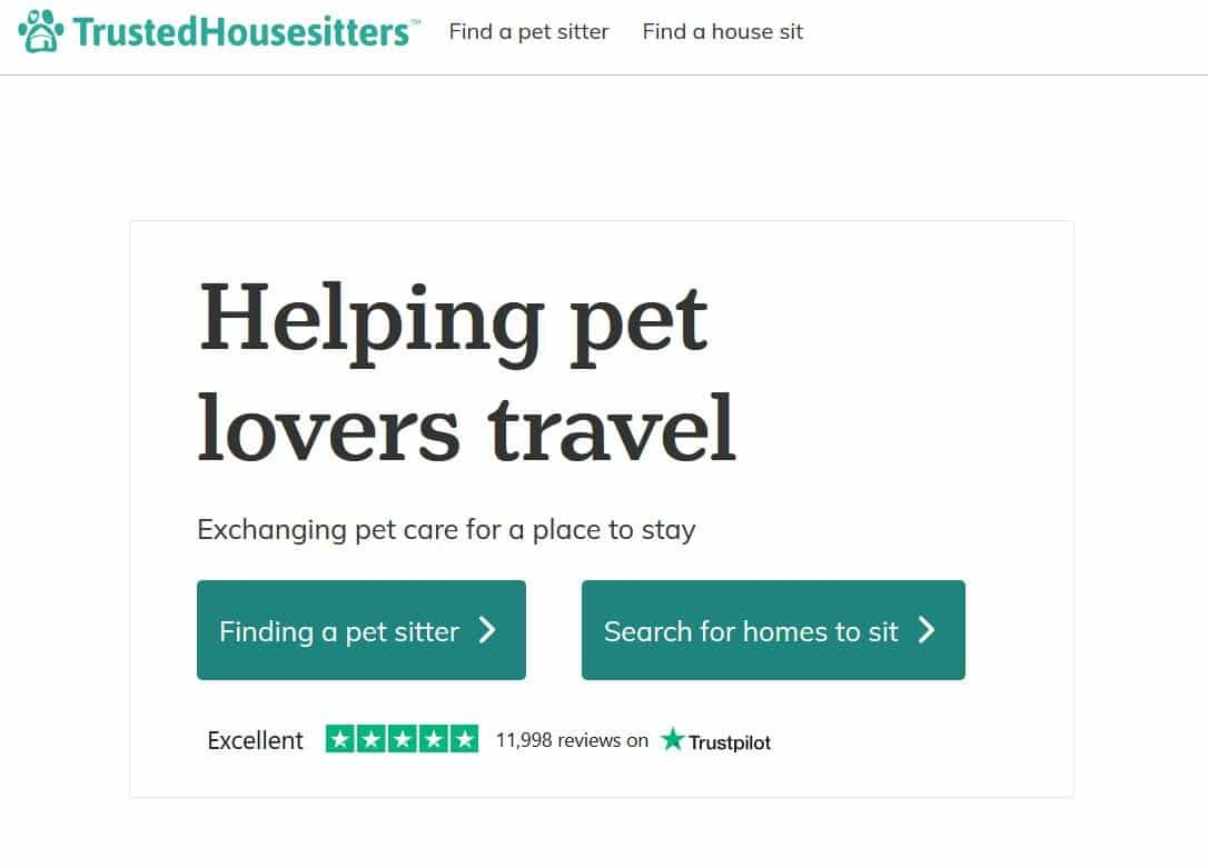 trusted house sitters company